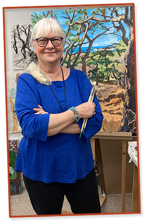 Barbara Diane Barry; author, artist, educator